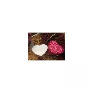 Magnoliowe serce mydło glicerynowe Idunn Naturals