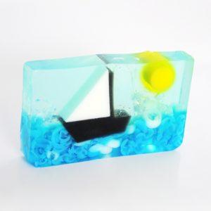 Żaglówka mydło glicerynowe Idunn Naturals